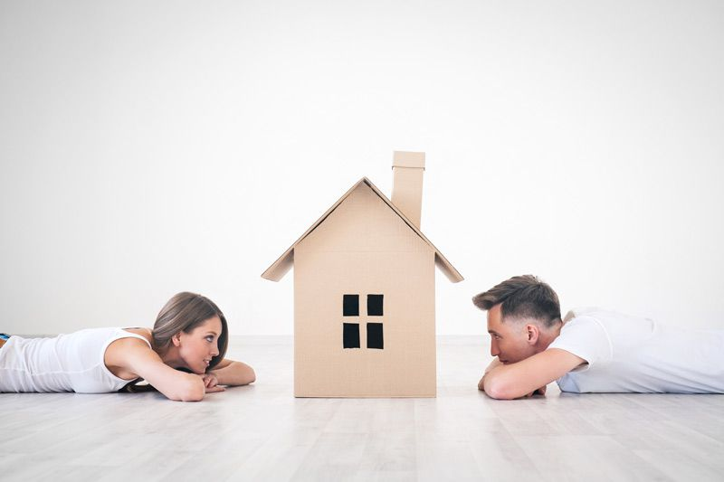 Swap mortgages