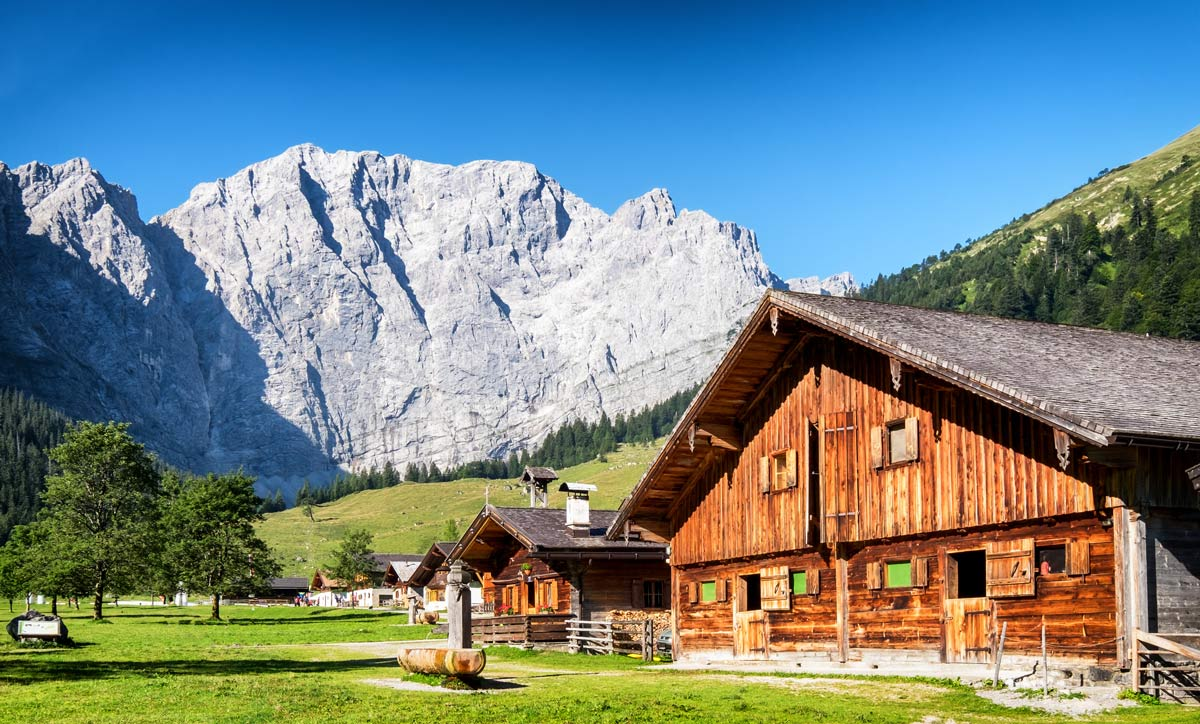 Buy A Farmhouse In Switzerland Moneypark