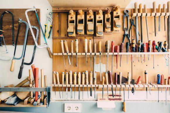 Die perfekte Werkzeugkiste für den Umzug