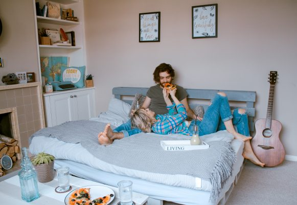 Zusammenziehen – ohne Probleme in die gemeinsame Wohnung