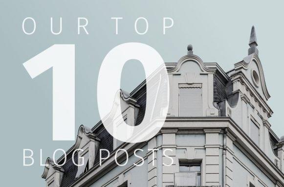 Die zehn beliebtesten Blogbeiträge 2019