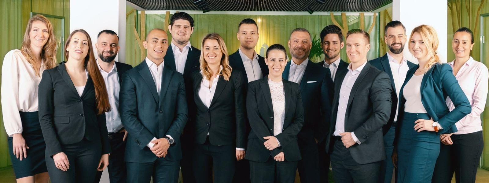 The MoneyPark team